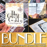 The Great Gatsby Teaching Unit BUNDLE