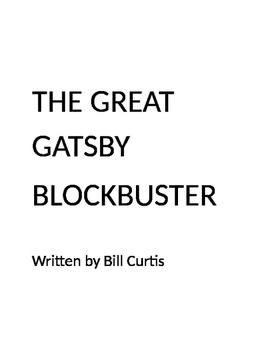The Great Gatsby Blockbuster
