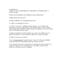 The Great Gatsby Ch 8-9 Questions