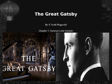 The Great Gatsby Chapter 7 PowerPoint
