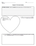 The Great Gatsby Chapter 8 Worksheet