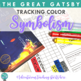 The Great Gatsby:  Color Symbolism Tracker