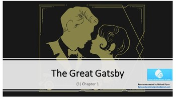 The Great Gatsby Complete - 10x90 minute lessons