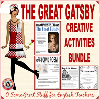 The Great Gatsby Creative Activities