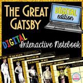 The Great Gatsby DIGITAL Unit - High School ELA