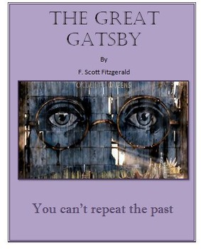 The Great Gatsby: Daily Quizzes Only