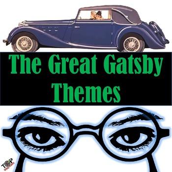 The Great Gatsby F Scott Fitzgerald Theme Analysis