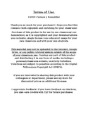 The Great Gatsby - Final Assignment - Make a Self-Improvement Schedule!