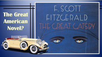 The Great Gatsby Full Unit Bundle