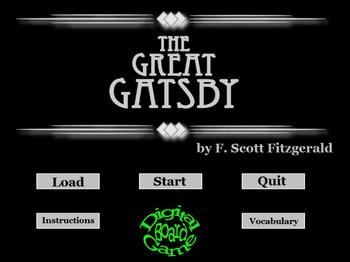 The Great Gatsby Game