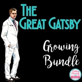The Great Gatsby Growing Bundle