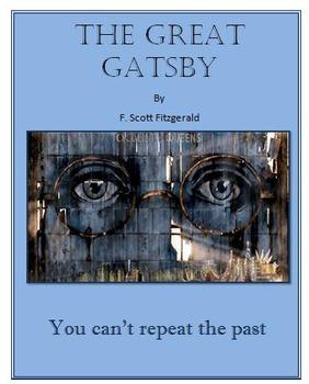 The Great Gatsby: Homework Bundle
