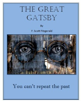 The Great Gatsby: Homework Bundle