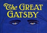 """The Great Gatsby """"I have, Who has"""" Game/Activity"""