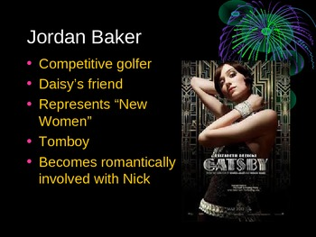 The Great Gatsby Intro PowerPoint