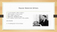 The Great Gatsby Introduction PPT