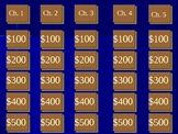 The Great Gatsby Jeopardy and Double Jeopardy Novel Review Activity / Game