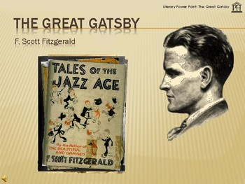 The Great Gatsby Lead-Ins to Literature