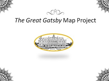 The Great Gatsby Map Project