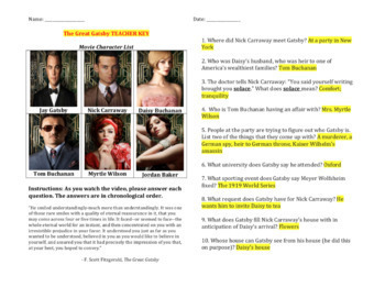 The Great Gatsby - Complete Movie Guide (2013 Version)