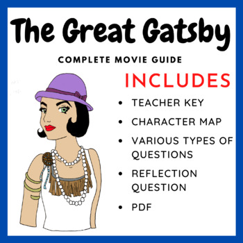 The Great Gatsby Complete Movie Guide 2013 By William Pulgarin