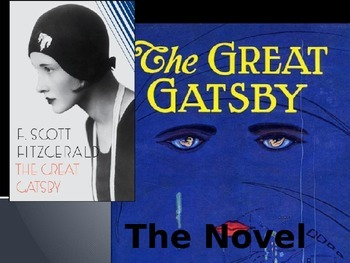 The Great Gatsby Novel Introduction