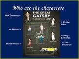 The Great Gatsby Novel PreReading Power Point
