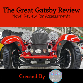 The Great Gatsby Novel Review