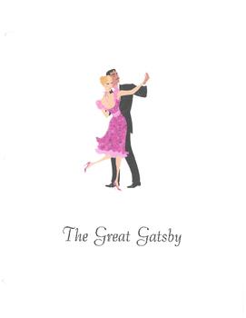 The Great Gatsby Novel Study