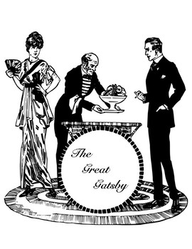 """The Great Gatsby (Novel pack: vocabulary, comp  and """"big"""" questions)"""