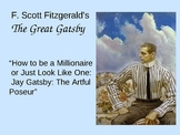 The Great Gatsby Power Point