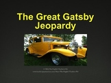 The Great Gatsby PowerPoint Game