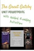 The Great Gatsby- Powerpoint
