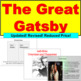 The Great Gatsby Powerpoint Lesson Plans
