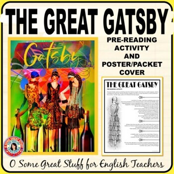The Great Gatsby Pre-Reading Activity
