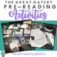The Great Gatsby:  PreReading Lessons, Activities, and Fun!