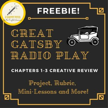 The Great Gatsby Radio Play Project