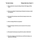 The Great Gatsby Chapter 2 Quiz and Answer Key