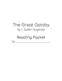 The Great Gatsby Reading Packet