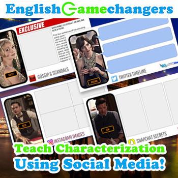 The Great Gatsby Social Media Smackdown!