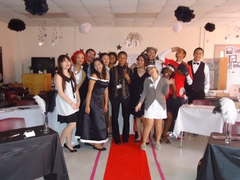 The Great Gatsby Speakeasy Immersion Lesson