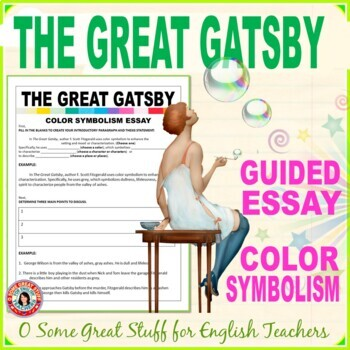 Great Gatsby Color Symbolism