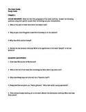 The Great Gatsby Study Guide with close readings