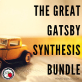 The Great Gatsby Synthesis Bundle