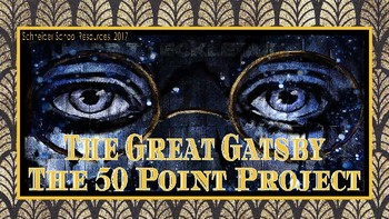 The Great Gatsby: The 50 Point Project