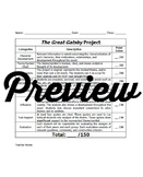 The Great Gatsby Theme/Symbol Project