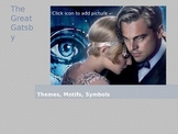 The Great Gatsby Themes and Motifs