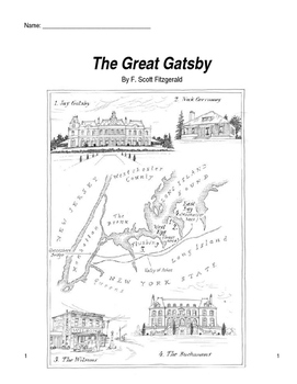 The Great Gatsby - Unit Handouts