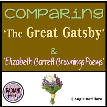 The Great Gatsby and Elizabeth Barrett Browning's Sonnets