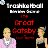 The Great Gatsby by F. Scott Fitzgerald Trashketball Review Game